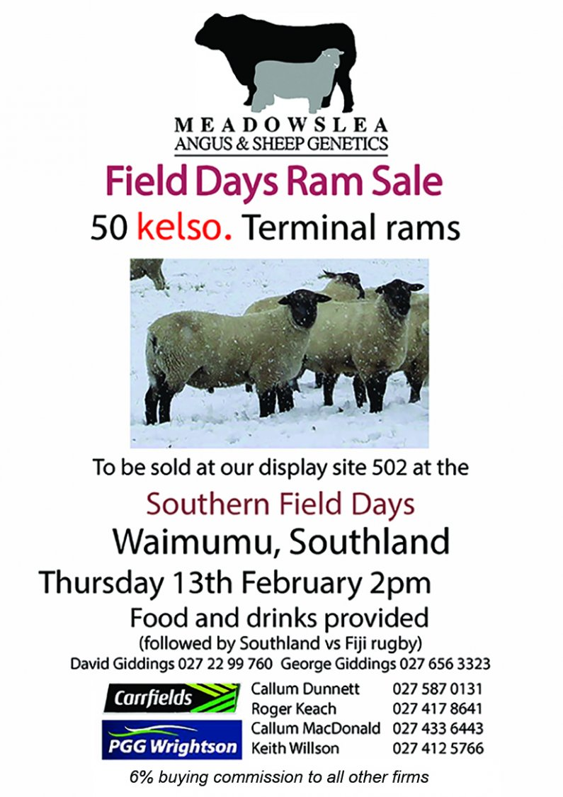 Small ad for field days sale a4good 100dpi